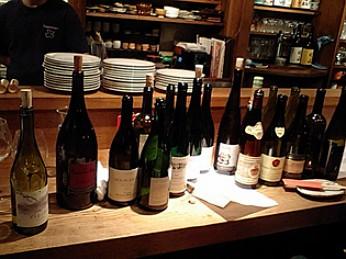 ワイン会の画像です。