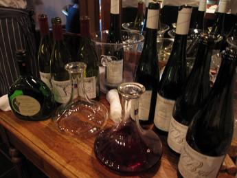 別日程のワイン会の画像です。